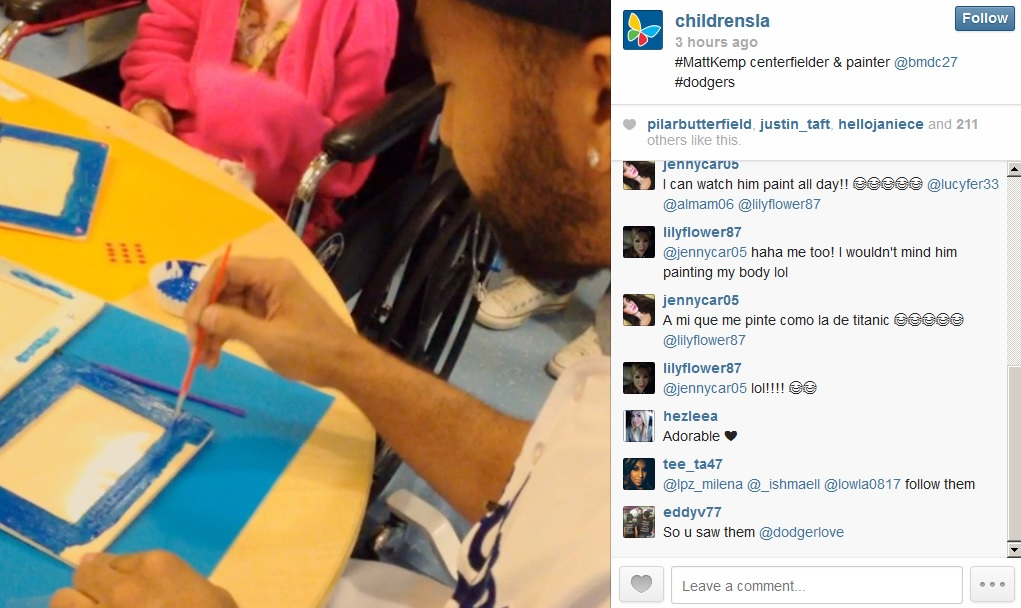Childrens Hospital Instagram