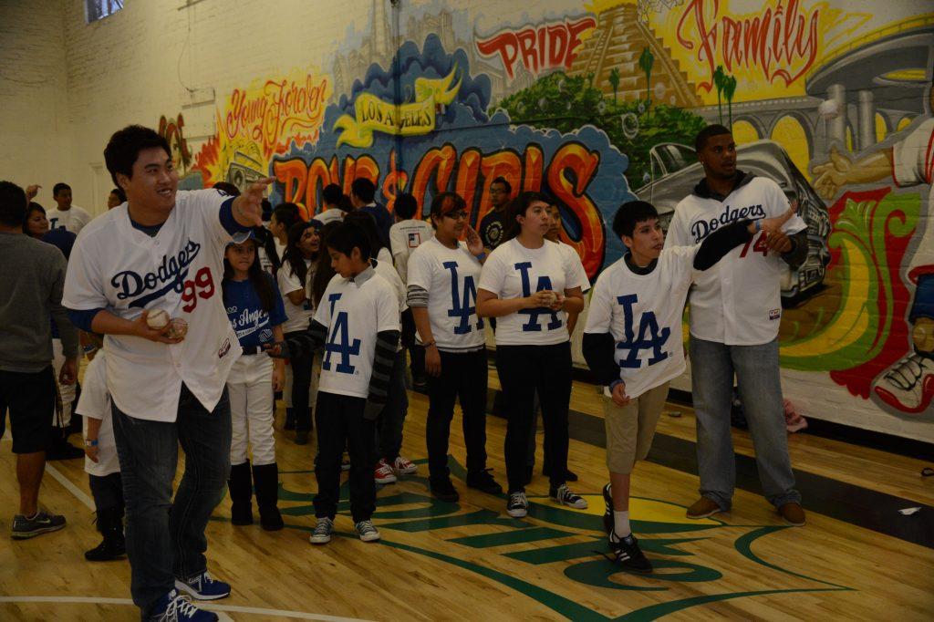 Jon SooHoo/©Los Angeles Dodgers,LLC 2013