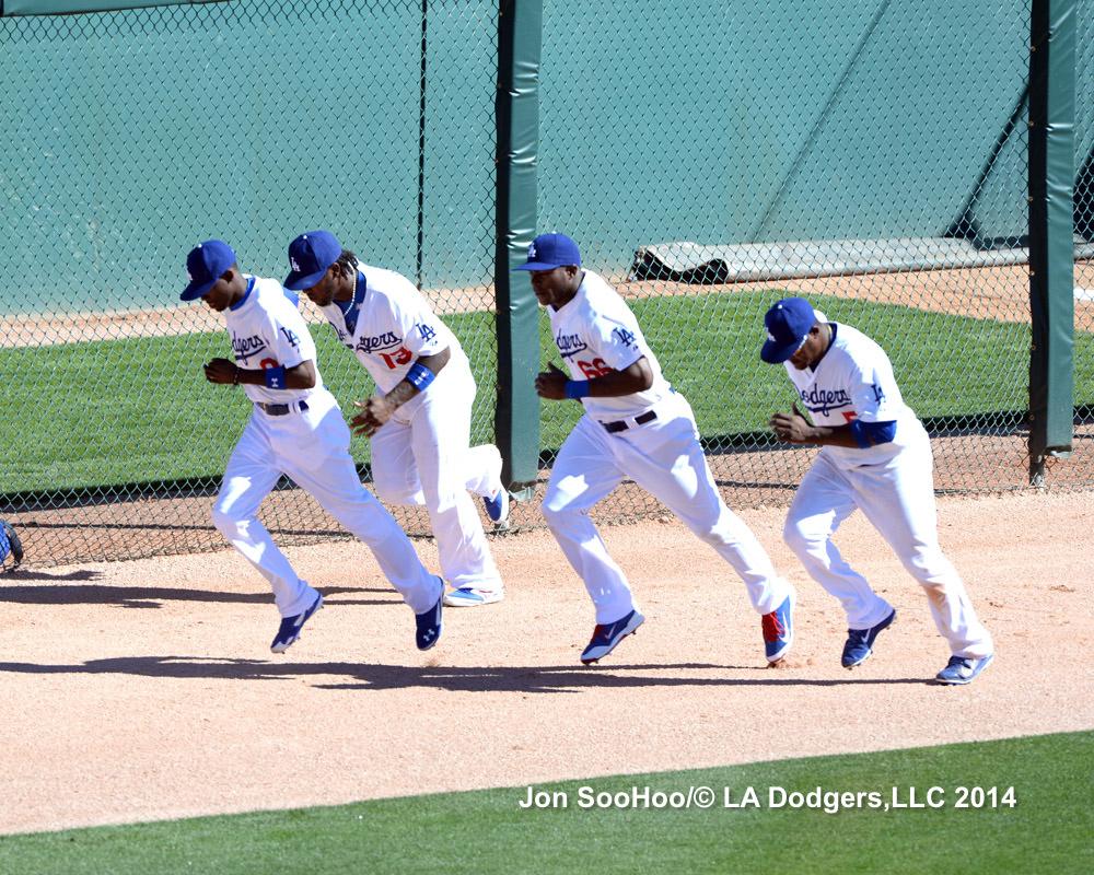 Oakland Athletics vs Los Angeles Dodgers