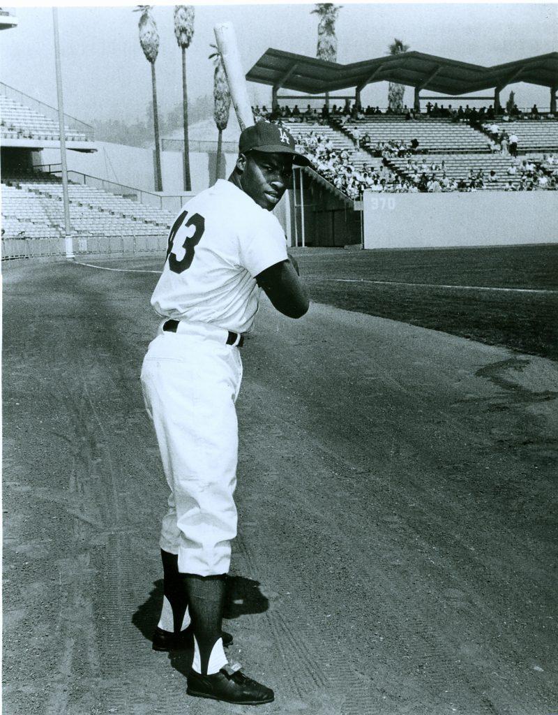 Crawford batting pose
