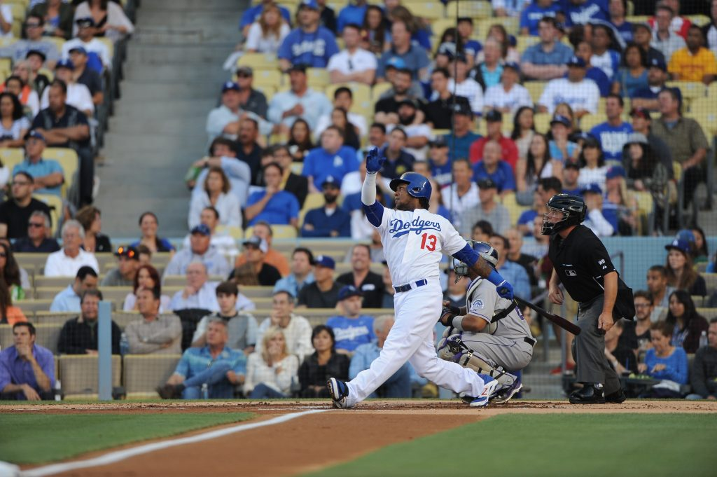 (Jon SooHoo/Los Angeles Dodgers)