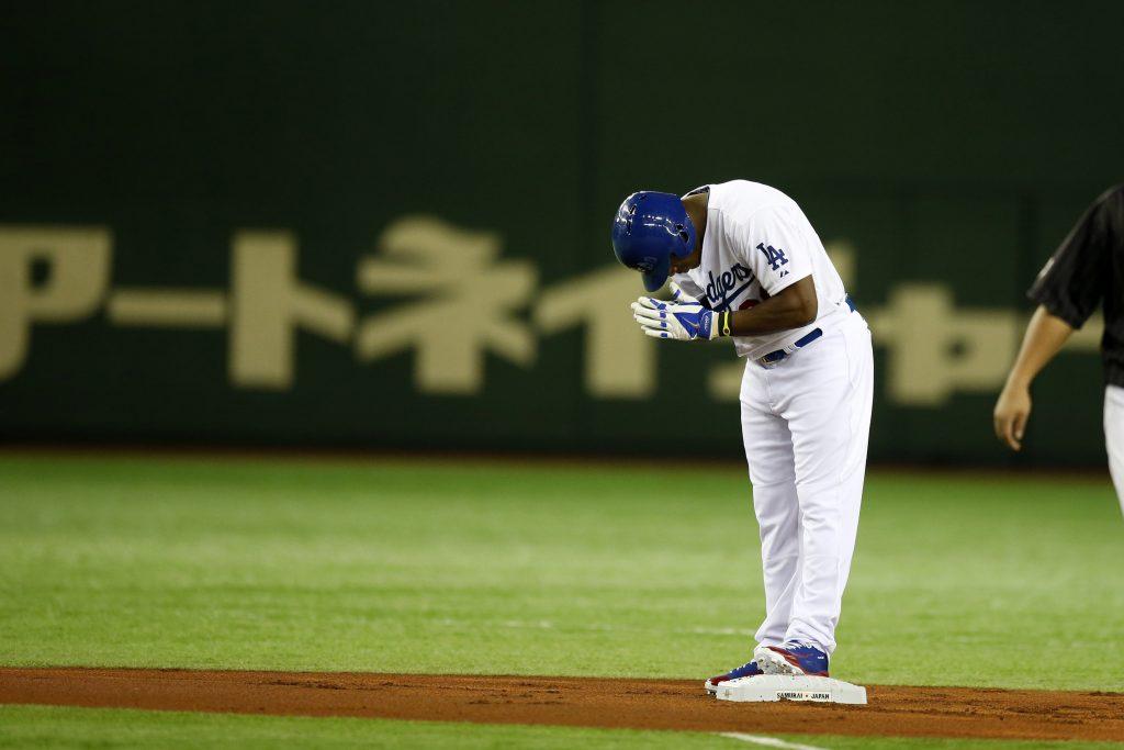 Yuki Taguchi/MLB Photos