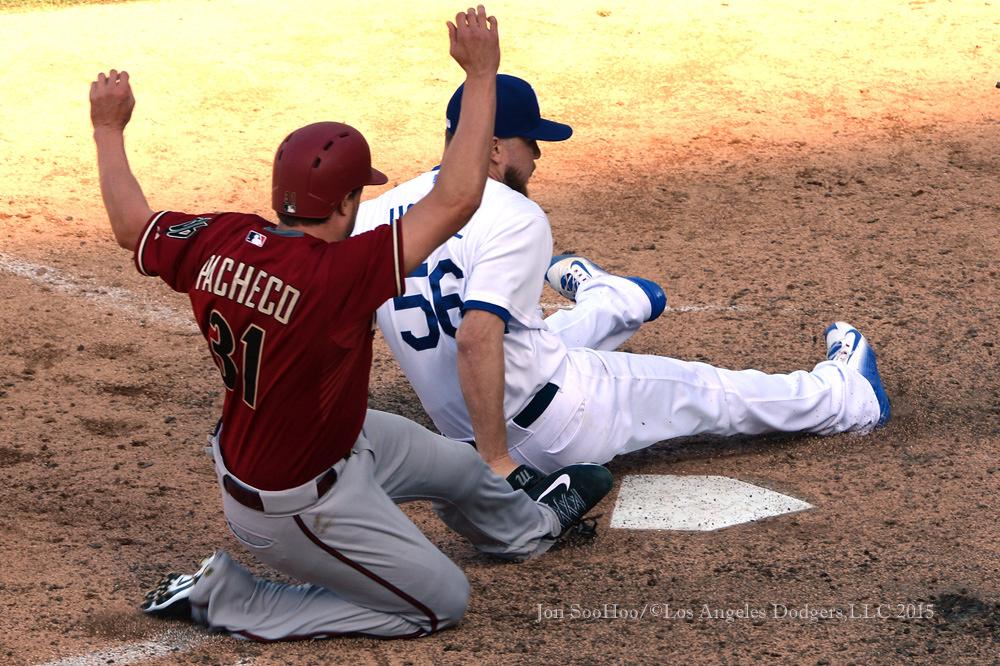 Arizona Diamondbacks vs Los Angeles Dodgers