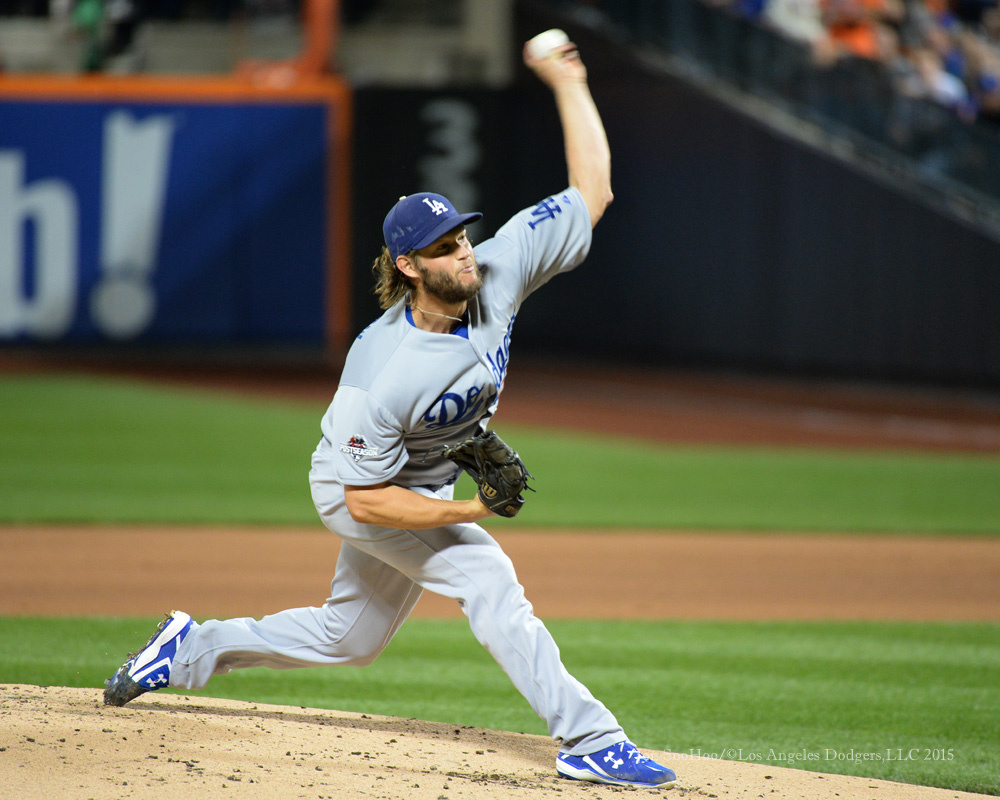NLDS GAME FOUR-LOS ANGELES DODGERS VS NEW YORK METS