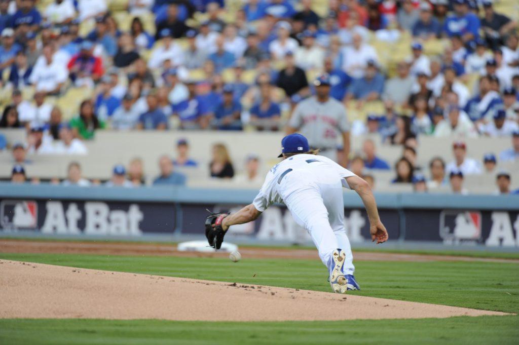 2015 NLDS-Game Five-Los Angeles Dodgers vs New York Mets