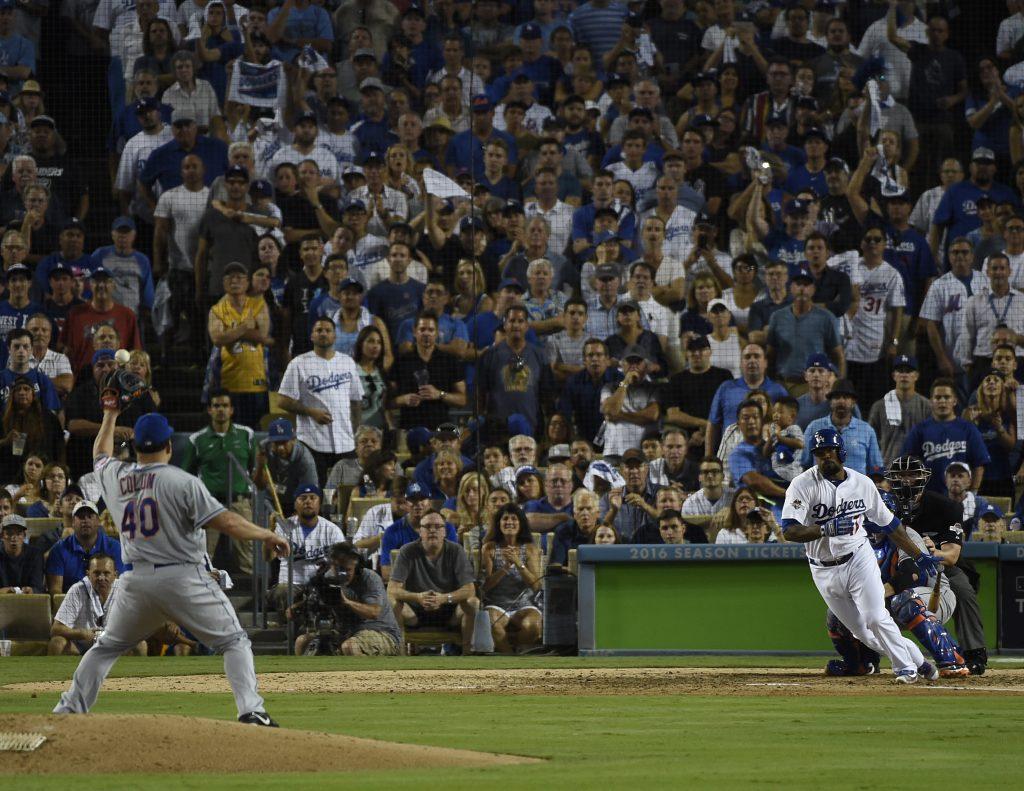Patrick Gee/Los Angeles Dodgers