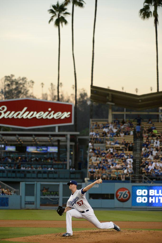 (Jill Weisleder/Los Angeles Dodgers)