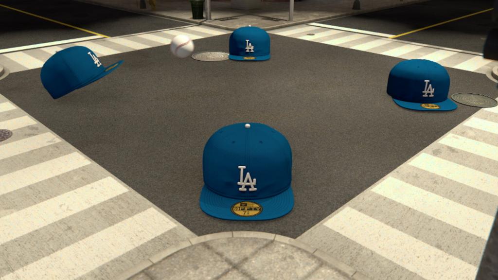 Hat Shuffle 2014